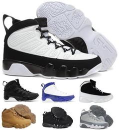 Wholesale Zapatillas Basketball - New Retro 9 Basketball Shoes Cheap Sale Men's Women Oreo Retro Shoes 9s VIIII Men Zapatillas Replicas Authentic Sneakers Size US7-13