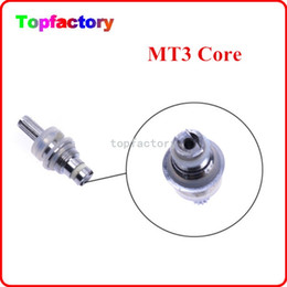 Wholesale Mt3 Heating Coil Replacement - Wholesale Atomizer Core MT3 Replacement 2.4ohm Bottom Heating Coil Head for EVOD MT3 T3 T4 Clearomizer Free Shipment 200pcs