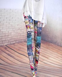 Wholesale Capri Dance Pants - women capri pants Treaded Capri Leggings fitness dance pants woman bottoms NW17