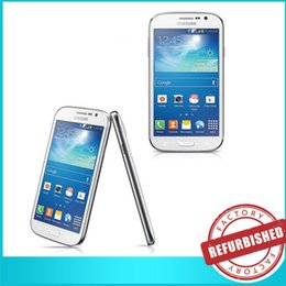 Wholesale Duo Core Phone - 1x Samsung GALAXY Grand DUOS I9082 GSM 3G Unlock Dual Micro Sim Card 5 inch WVGA Screen RAM 1GB ROM 8GB 8MP 2MP Camera Android Phones White