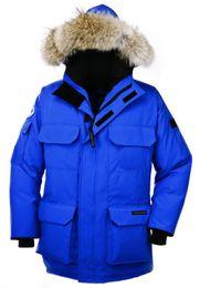 Wholesale Men Full Length Fur Coats - 2017 Big size loose men down jacket camouflage black blue red men's coats Waterproof 90% white duck down super warm mens winter long parkas