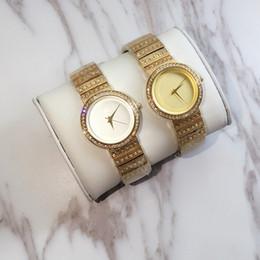 Wholesale Japan Water Resistant Watch - 2017 Fashion Women Watch With Diamond Steel Bracelet Chain Dress Watch With shine Diamond Japan Movement wholesale price drop shipping