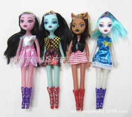 Bambole di mostro alto Bambole di azione Giocattoli di gioco Attrezzi mobili Attrezzi per giochi di casa Con scatole di vendita Regali di Natale per ragazze da