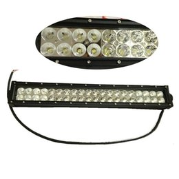 Wholesale External Combo Drive - 24'' Inch 120W LED Working Light Bar for Off Road Indicators Work Driving Offroad Boat Car Truck 4x4 SUV ATV External Lights 10-30V