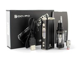Mini kit vtc online-Dovpo siempre 40 Kit VV Punisher 80 mod Champion 220W RX200w KBOX 200w 150w cuboide VTC tron-s topbox Mini nebox micro un kit