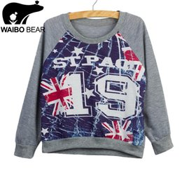 Wholesale Top Copped - Hot Map Character Copped Tops For Women Shorts Sweatshirt Punk Graphic Print Women Tracksuits Sport Suit Outwear Gray Color