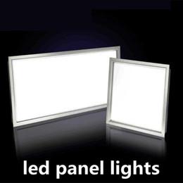 Wholesale Led Panel Ceiling 72w - 300X300 300X1200 600X600 600X1200 Led Ceiling Panel Lights 24W 48W 72W 84W Led Flat Panel Lamp AC 85-265V