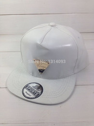 Wholesale Hiphop Hat Korean - Wholesale-Korean hip-hop hip-hop hat cap HATER Snapbacks hat hiphop hip-hop hat flat along