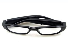Wholesale Hot Hd Webcams - Hot Full HD 1080P Glasses camera eye protective glasses mini dvr Fashion Eyewear USB Disk PC webcam Digital Video recorder Mini camera