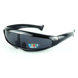 Wholesale Fishing Sunglasses - High Quality Kids Fish Leg Eyeglasses Children Sunglasses Party Goggles Flat Fish Foot Candy Boys Girls GlassesFrame 9002