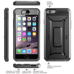 Wholesale Unicorn Beetle Series Iphone - Unicorn Beetle PRO Series Supcase Robot Case Heavy Duty Rugged TPU PC protective Cover For iphone 7 6 6S plus 5S Samsung Galaxy S6 S7 edge