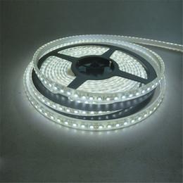Wholesale Strip 3528 Red 24v Waterproof - (Revised)SMD3528 120LEDs m IP68 Waterproof Flexible LED Strip 9.6W m High Brightness LED Ribbon Light UL ETL CE Certificates