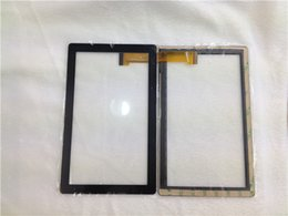 Wholesale Screen Panel Allwinner - Replacement 7 inch Capacitive Touch Screen Digitizer Panel for 7 inch Allwinner A23 A33 Q8 Q88 Tablet PC JF-A7
