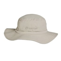 Wholesale Large Sun Shades Outdoor - Wholesale-Free shipping Outdoor Large Wide Brim Floppy Beach Sun Visor Shade Straw Hat Cap