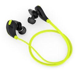 Wholesale Sport Mp3 Headset Ear - New Fashion Sport Universal Handfree Wireless Sports Stereo Sweatproof Bluetooth Earphone Headphone Earbuds Headset for Smart phone