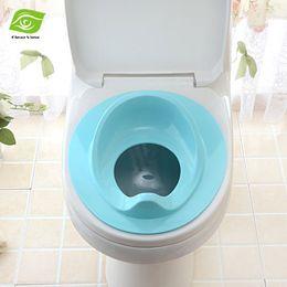 Wholesale Mat Kids - Multi-color Kids Child Baby Potty Toilet Seat Mat Pedestal Pan,dandys