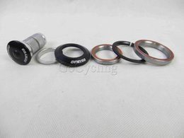 """Wholesale Bicycle Parts Headset - Bike parts Tapered bicycle headset 1-1 8""""-1-1 2"""" for Tapered Road TT MTB Bike for Chinarello frame 2013 2014 2015 2016 2017"""