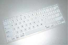 Wholesale Computer Keyboard Skin Cover - Wholesale-Silicone Keyboard Skin Protector Covers For Macbook Tablet Computer And Waterproof High Quality