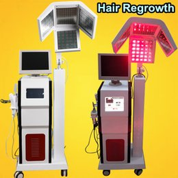 Wholesale Fast Growing - Hot Sale Powerful Hair Care Regrowth Laser Hair Restoration Machine To make your hair grow fast device