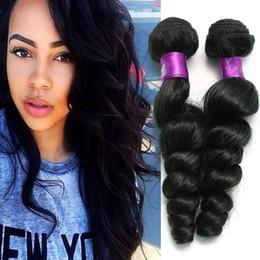 Wholesale Buy Cheap Human Hair - Top Selling Brazilian Loose Wave Virgin Hair, Wholesale Cheap 7A Unprocessed Virgin Hair 3 Bundles, Buy Human Hair Loose Wave Brazilian Hair
