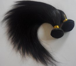 Wholesale Wholesale Virgin Hair Manufacturers - 8-18inch short High Quality Sexy Formula unprocessed Brazialian remy straight Hair Extension Direct Manufacturer 100% virgin Brzailian hair