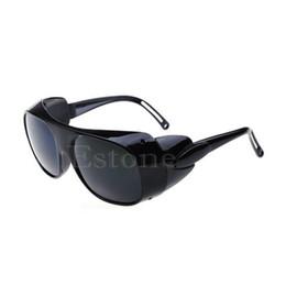 Wholesale Motocycle Glasses - Wholesale- 1pc New Fashion Men's Welding Glasses Motocycle Goggles 2017