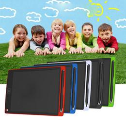 Messaggio di memo online-8,5 pollici LCD Tablet Tablet Touch Pad Ufficio memo bordo messaggio frigorifero magnetico con stilo aggiornato ultraluminoso OTH697