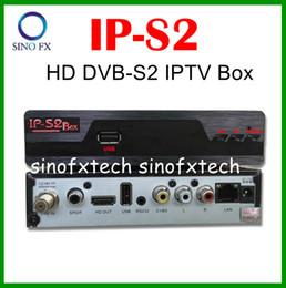 Wholesale Iptv Receiver Arabic Channels - IP-S2 IPTV box HD DVB-S2 Satellite receiver with 1year Subscripstion IPTV A package 1300+ channels for Arabic Europe Africa Turkey hot sport
