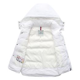 Wholesale Men Luxury Coats - Luxury brand Men and women winter down vest feather weskit jackets womens casual vests coat mens down coat outer wear size:S-XXXL