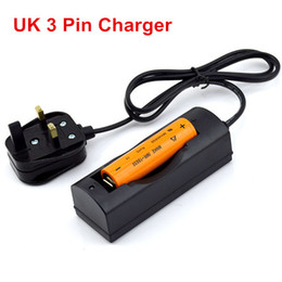 Wholesale Electronic Cigarette Multi Charger - UK Plug 18650 Charger AC Multi Functional Electronic Cigarette 18650 Battery Chargers for Various 18350 26650 16450 E Cigs Free Shipping DHL