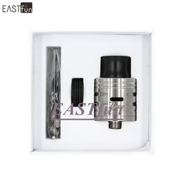 vs vaporizador projetado Desconto Atacado-10 PCS Design zane rda clone Zane rebuildable controle de fluxo de ar vaporizador atomizador para 510 thread mod mecânica VS xcube2