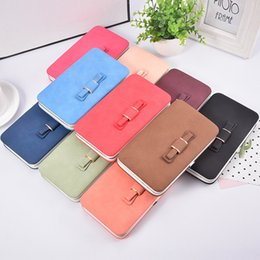 Wholesale Ladies Wallets Butterflies - Multi function purse, butterfly knot lunch box, lady wallet, long pencil box, mobile phone bag manufacturer