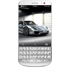 8mp frontkamera online-Original BlackBerry Classic Blackberry Q20 US-EU-Telefon Dual-Core 2 GB RAM 16 GB ROM 8MP Kamera entsperrt Handy Refurbished