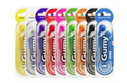 Wholesale Earphone Iphone 5s - Gumy Gummy Earphone Earbuds 3.5mm Headphone HA-F150 without MIC and remote For Iphone 6 Plus 5 5s 5c Ipad Samsung HTC Blackberry multi color