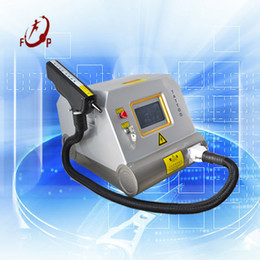 Wholesale Free Tattoo Removal - Wholesale ND Yag Q-switch Tattoo Removal Laser Beauty Machine Free Shipping