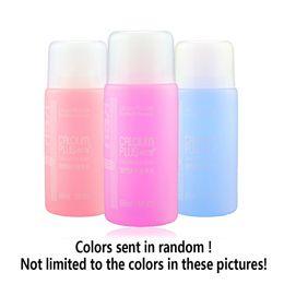Wholesale Nail Polish Smell - high quality 60ml Fruit smell easy to remove nail polish remover