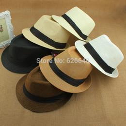 All ingrosso-vendita al dettaglio 2015 il cappello di Panama più caldo   cappello  di paglia tessuto a mano   cappello da spiaggia britannico degli uomini ... 28f79cd41024