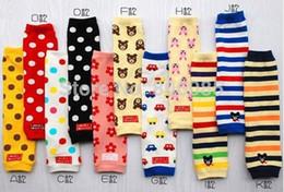 Wholesale Heart Design Leggings - Wholesale-girl boy Baby leg warmers leggings cartoon animal heart star designs rainbow cute baby socks
