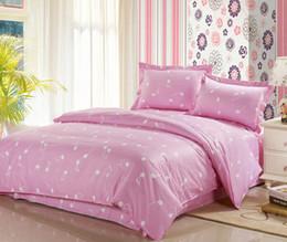 Wholesale Duvet Cover Music Notes - 100% Pure COTTON Bedding Sets Twin Full Queen King Size 3PCS 4PCS Music Note Duvet Cover   Bed Set