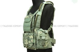 Wholesale Acu Hydration - Fall-Tactical MOLLE VEST with Hydration Water Reservoir (ACU) free ship