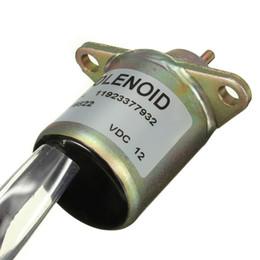 Wholesale Fuel Solenoid - For Diesel Fuel Shut Off Diesel Stop Solenoid 11923377932 For Yanmar John Deere Tractor order<$18no track