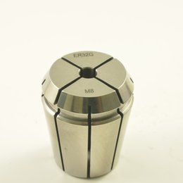 Wholesale Free Tapping Machines - Free shipping 1pcs ERG 32 CNC Tapping collet T.I.R.be not more than 0.015mm