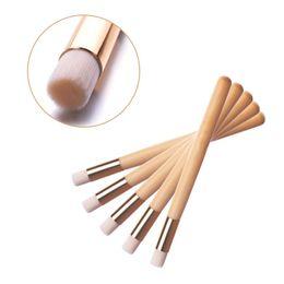 Rosto esfrega on-line-24 Pcs Esfoliante Facial Escova de Limpeza Pincel Rosto Cuidados Com A Pele Scrub Poros Pinceis Cravo Maquiagem Cleaner Venda Quente