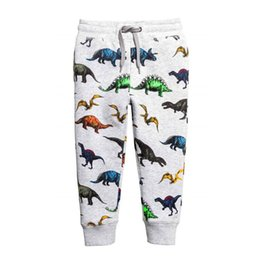 Wholesale Winter Trousers For Boys - Boys Cotton Pants Children Trousers 2018 Brand Autumn Winter Baby Clothes Boy Sweaterpants Character Print Kids Leggings for Boy
