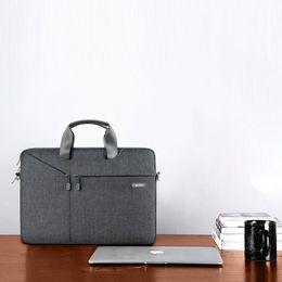 Wholesale Macbook Pro Top Case - Top Quality Laptop Case for MacBook Air 13 Pro Retina 15 Notebook Bag Shockproof Laptop Sleeve 11 13 15.4