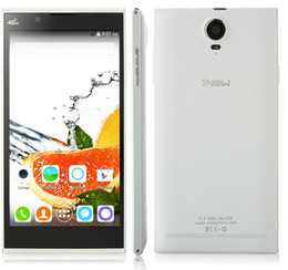 Wholesale Air Gesture 16gb - Original iNew L1 5.3 inch HD 4G FDD LTE 3G WCDMA Mobile Phone 2G RAM 16GB ROM Quad Core GPS Smartphone Android 4.4.2 Cell Phone 13MP