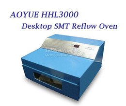 Wholesale Reflow Solder - Hot sale, AOYUE HHL3000 desktop reflow oven SMT reflow soldering station, high quality and free shipping.