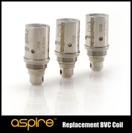 Wholesale Dual Vivi - Aspire BVC Coils BDC coil for Aspire BDC Atomizer CE5 CE5-s vivi nova mini Atomizers ET ET-S mini E-pen maxi atomizers dual Coils