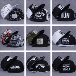 Wholesale Camo Trukfit Hat - Camo Trukfit Snapback hat custom Hip-Hop hats snapbacks snap back cap mixed men women caps color 40