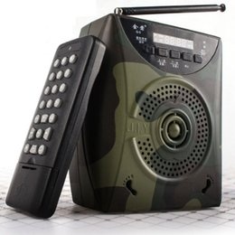 Wholesale Amplifier Voice Speaker - Wireless remote controller Original Voice Amplifier Audio Loudspeaker Microphone Mini Portable Speaker Tour Guide Teaching Sales
